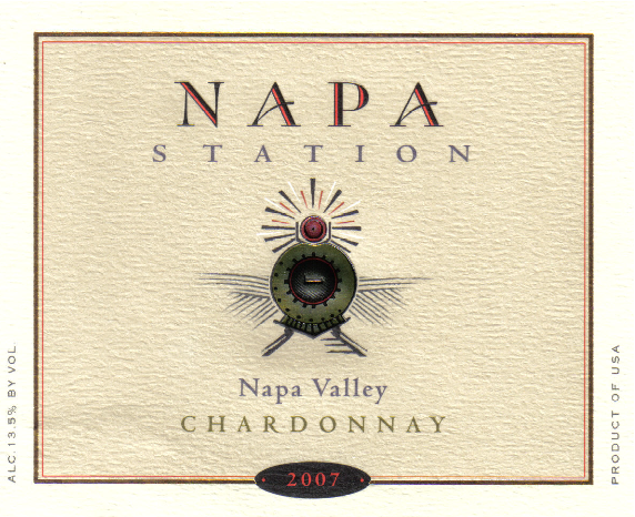 Napa Station Chard