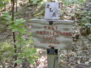East Rattlesnake Trailhead