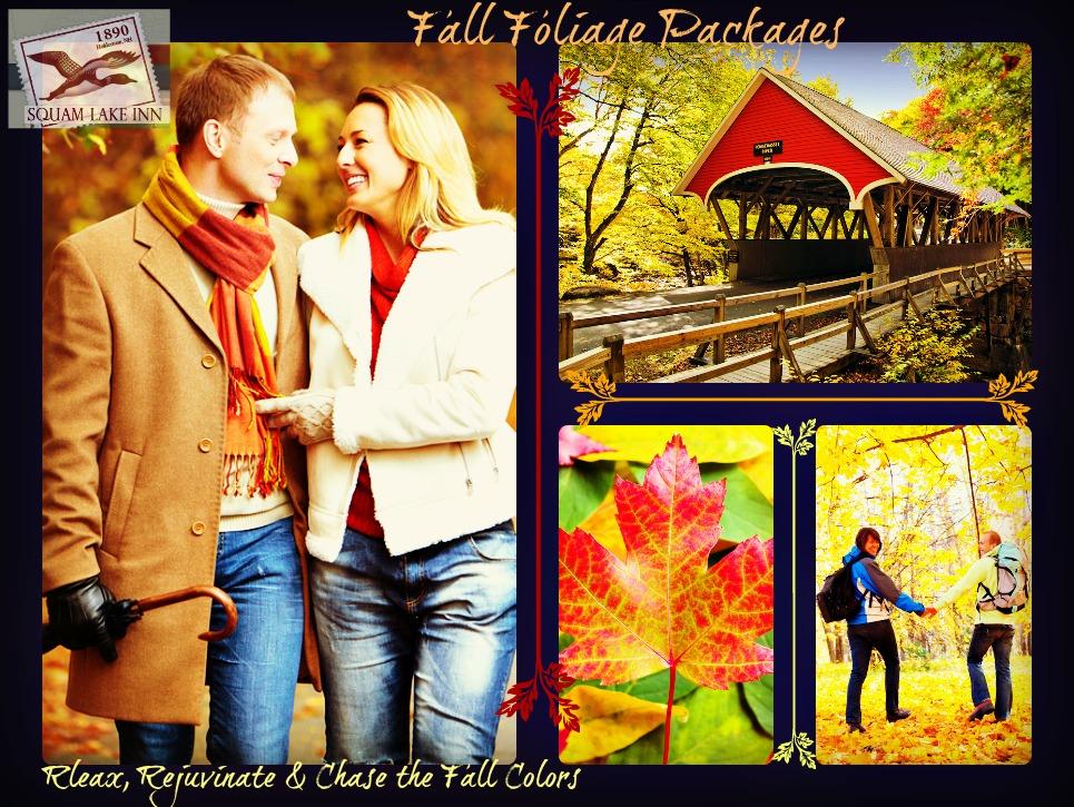 Fall Foliage in New Hampshire 2013