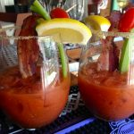 Mother's Day Bloody Mary Bar