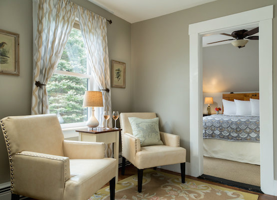 Lodging in New Hampshire Lakes Region