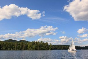 Squam Lake, the Real On Golden Pond